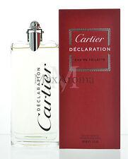 Cartier Declaration for Men Eau De Toilette 5 OZ 150 ML Spray