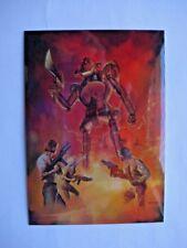 1994 COMIC IMAGES BORIS 4 *HOLOCHROME* CHASE CARD H6