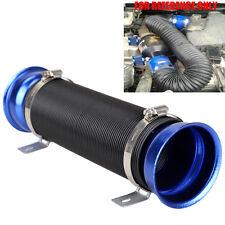 3 Zoll einstellbare flexible kurze RAM kalt Luft Ansaugkanal Turbo Rohr