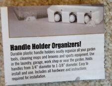 New listing Fuller Brush Wall Mounted Organizer Holder Brush Broom Tools Hanger Storage New
