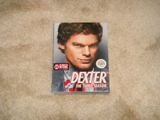 Dexter - The Complete Third Season DVD NEW SEALED