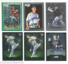 DARIN RUF Signed/Autographed 2010 BOWMAN CHROME GREEN X-FRACTOR CARD Phillies