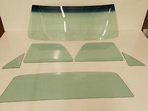 Glass El Camino 1968 1969 1970 1971 1972 Pickup Windshield Vent Door Back Green