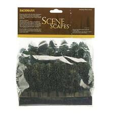 HO Scale Model Train Scenery & Trees
