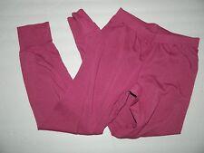 REI girls Lightweight Layer Ski Run PJ Bottoms Pants* Berry SPF 50+ * S 8