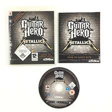 Guitar Hero Metallica PS3 / Jeu Sur PlayStation 3
