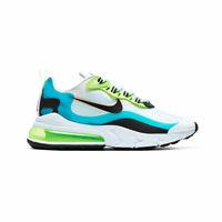 Nike Men's Air Max 270 React SE Oracle Aqua CT1265-300 Running Shoes AUTHENTIC