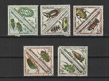 République Centrafricaine années 60  10 timbres taxes neufs et oblitérés /T2399