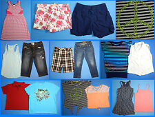 15 Piece Lot of Nice Clean Girls Size 16 Spring Summer Everyday Clothes ss45