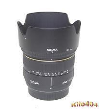 SIGMA pour PENTAX 30 mm 1:1,4 EX DC * Neuf dans sa boîte * Top * AF * K baïonnette * KP * k-5 * k-3