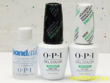 OPI GelColor Soak-off BondAid 0.44fl.oz ProHealth Base Coat & Top Coat