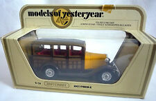 MATCHBOX Y-21 1927 FORD A WOODY WAGON / MODELS OF YESTERYEAR / MINT IN BOX