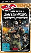 PSP Game Star Wars - Battlefront Renegade Squadron NEW