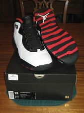 Nike Air Jordan Retro X 10 Double Nickel sz 13 DS Chicago Bulls 45 PE 310805-102
