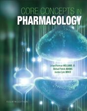 Core Concepts in Pharmacology by Michael Patrick Adams, Leland Norman, Jr....