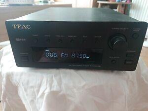 Teac T-H300 MKIII 3  Radio Tuner AM FM Dab & manual black
