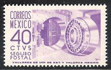pa119 Mexico Arquite MNH paper 3 Sc#G21 Mc#Pzd20 Et#aa119