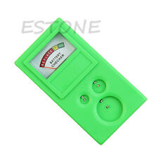 Hot Watch Repair Plastic Button Coin Cell Battery Power Checker Tester Tool Kit