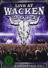 Various Artists - Live at Wacken 2013 [3 DVDs] | DVD | Zustand gut