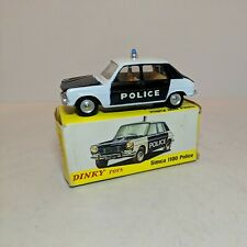 Dinky Toys 1450 Simca 1100 Police 1977-78 with Box, Made in Spain. Mint