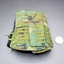 "1:6 Dragon US Woodland Body Armor Vest 12"" GI Joe BBI Hot Dam Toys ARMY USMC"