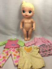 "Baby Alive Face Paint Fairy ++12"" 13"" 14"" Inch Medium Doll Clothes Dress Outfit"