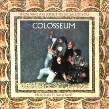 COLOSSEUM - THOSE WHO ARE ABOUT TO DIE SALUTE YOU [REMASTERED & EXPANDED] NEW CD