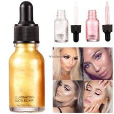 Brand Makeup Face Brightener Highlighter Shimmer Stick Glitter Liquid C