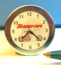 Dollhouse Miniature Size Tools Non-Working Wall Clock : 1/12 Scale  CK 288a