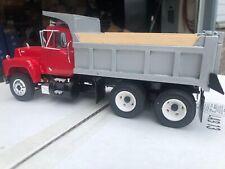 1/25 AMT Mack R685st Dump truck