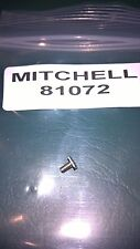 MITCHELL 330,440 ETC BAIL WIRE LOCK SCREW. REF# 81072. APPLICATIONS BELOW.