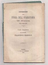 S730-MEDICINA-OSTETRICIA-PROF.FRANCESCO MARZOLO 1878
