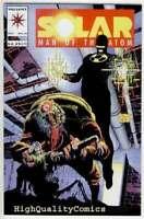SOLAR - MAN of the ATOM #15 16 17 18, NM+, Valiant, Joe Quesada, Spider, 1992