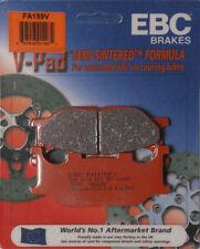 EBC BRAKE PADS V-SERIES Fits: Yamaha FZS600 FZ6R,XV250 V Star 250,XVS1300A V Sta