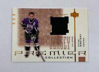 Wayne Gretzky Premier All-Star 1996 Game Jersey Upper Deck Card 287/300