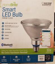 Feit 20W Soft White PAR38 LED Bluetooth Smart Bulb