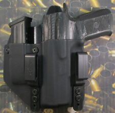 Hunt Ready Holsters: CZ 75 P01 Kydex LH IWB Holster with Extra Mag Carrier