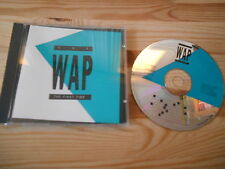 CD Indie The WAP-the first time (12) canzone private pressing