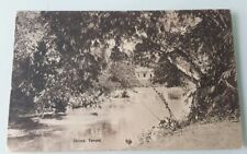 1916 CHINESE TEMPLE SERIES 4 No 7 DUTCH EAST INDIA POSTCARD