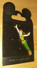 Walt Disney World Disneyland Peter Pan Flying Collectible Pin Authentic