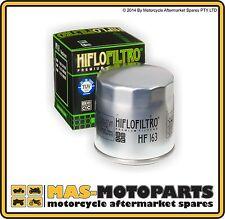 HI-FLO OIL FILTER HF163 FOR BMW R1150 GS Adventure R Rockster RS RT K1200 LT SE