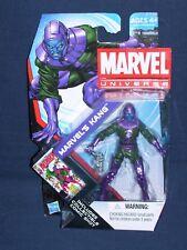 Marvel Universe Kang 3 3/4 Action Figure #15 Series 4 NIB Hasbro