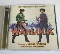 ♬ Leigh Harline/Hugo Friedhofer♬ Warlock / Violent Saturday - OST LE CD (80)