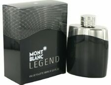 LEGEND BY MONT BLANC 3.3 OZ EDT SPRAY *MEN'S COLOGNE* NEW IN BOX PERFUME
