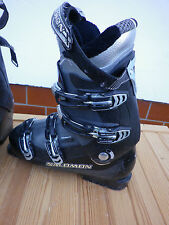 Sci scarpa Skischuh Salomon mis. 29 missione 4 Sci Alpino NERO z173