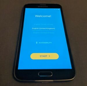 Samsung Galaxy S5 Neo SM-G903F 16gb Black (Unlocked) - Very good condition