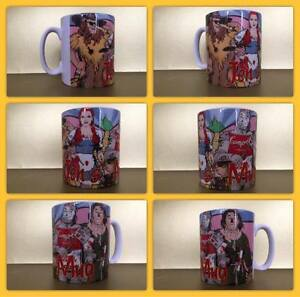 wizard of oz dorothy tattooed bad naughty pin up personalised mug cup gift toto