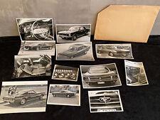 Automobile Pressefotos um 1970 Ford Mustang T5 Oldtimer Fotos Bilder 60er Jahre