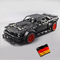 Mustang Hoonicon V2 XRX 42056 42083 42065 42110 technic Blöcke Bausteine MOC