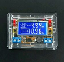 DC-DC Step Down Power Supply Adjustable Module With LCD Display With Housing Cas